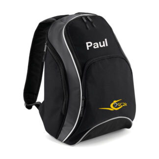 DGC2K Backpack with Name