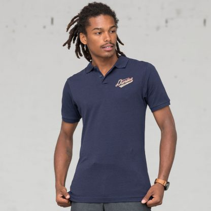 Mens Organic Polo Shirt EA011