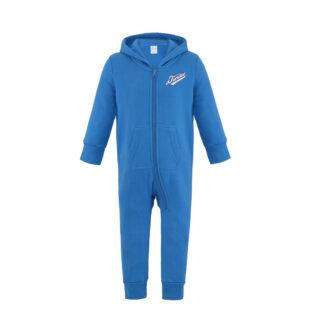 Dundee Stars Toddler Onesie Sapphire Blue