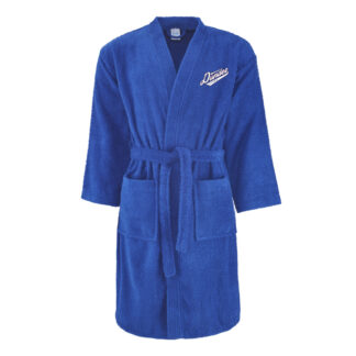 Dundee Stars Robe Royal Blue