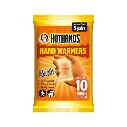 Hothands Handwarmers Pack of 5