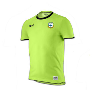 East Craigie City Top Fluo Yellow