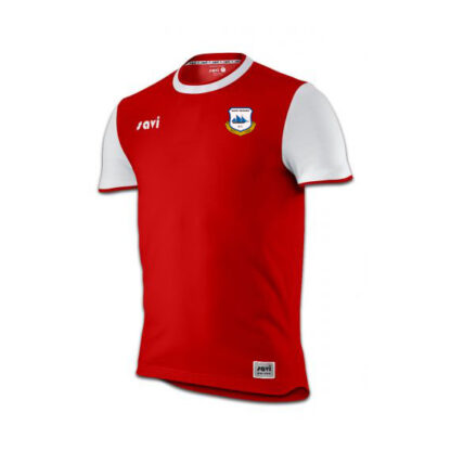 East Craigie City Top Red