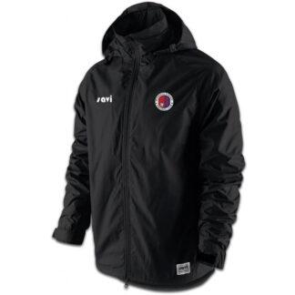Monifieth Athletic Rainjacket Black