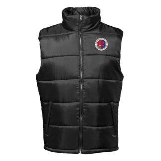 Monifieth Athletic Bodywarmer Black