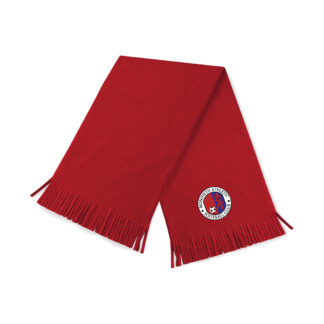Monifieth Athletic Scarf Red