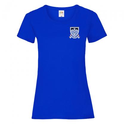 Monifieth High School Student Girls T-Shirt