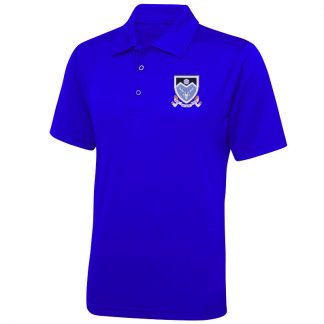 Monifieth High School Student Polo