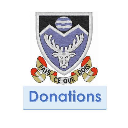 Monifieth High School Donations